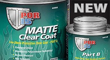 POR-15 Matte Clearcoat Ad